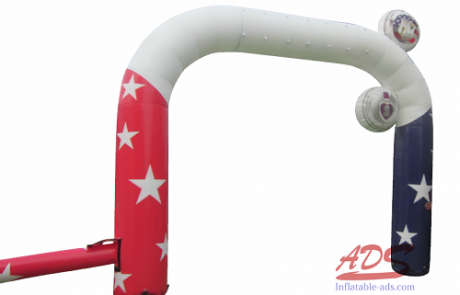 10' Inflatable arch 02