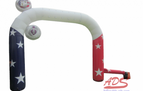 10' Inflatable arch 03