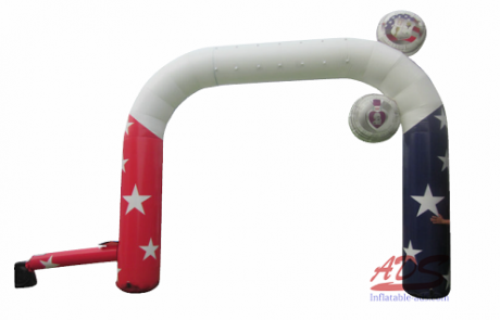 10' Inflatable arch 04