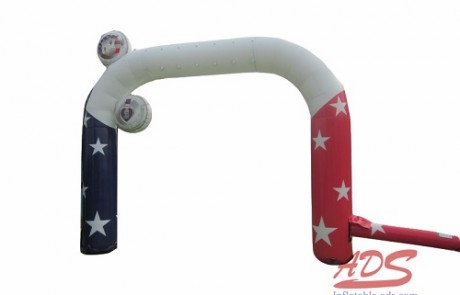 10' Inflatable arch 06