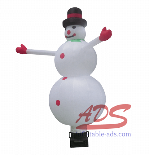 10 foot inflatable Christmas snowman 01