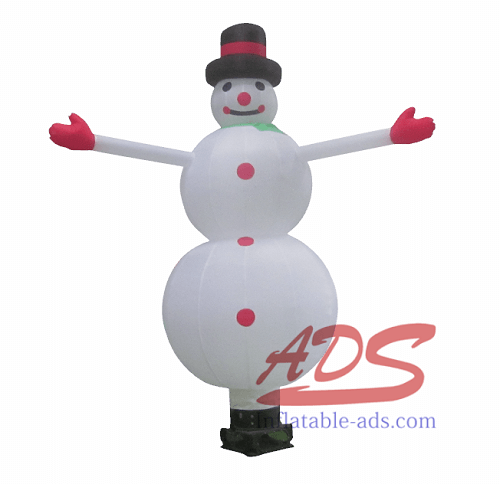 10 foot inflatable Christmas snowman 03