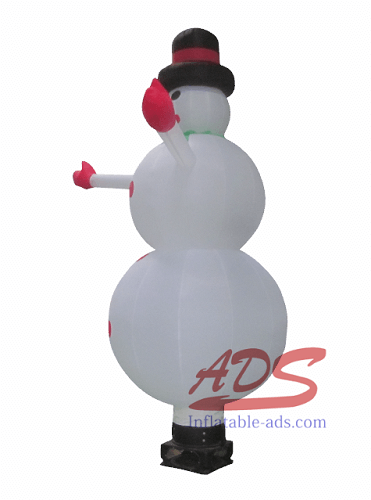 10 foot inflatable Christmas snowman 05