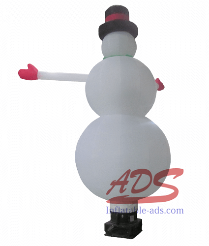 10 foot inflatable Christmas snowman 06