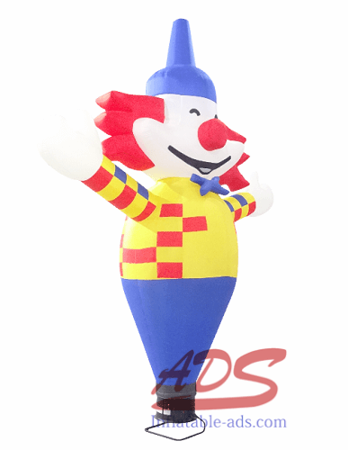 13' inflatable clown cartoon 02