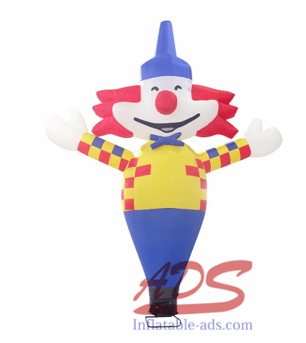13' inflatable clown cartoon 03