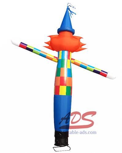 15 ' inflatable clown cartoon 02