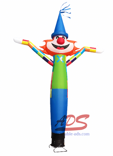 15 ' inflatable clown cartoon 06
