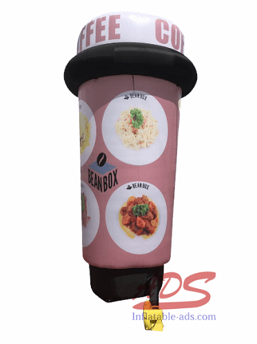 17' inflatable replica coffee cup 01