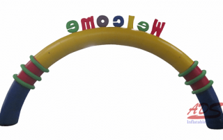 30 foot inflatable arch 03