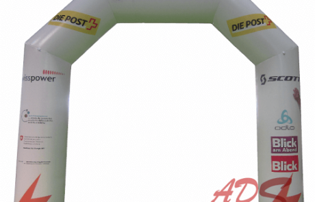 Inflatable arch 03