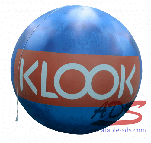 Inflatable planet 05